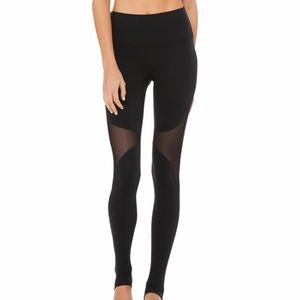 Alo leggings with stirrup small